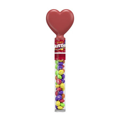 Skittles® Original Valentine's Candy Tube With Heart Topper