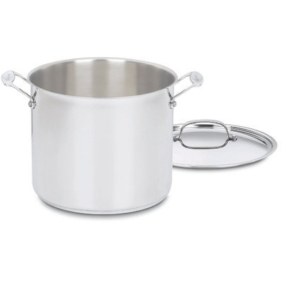 Cuisinart Chef's Classic Stainless Lid for 12-qt. Stock Pot
