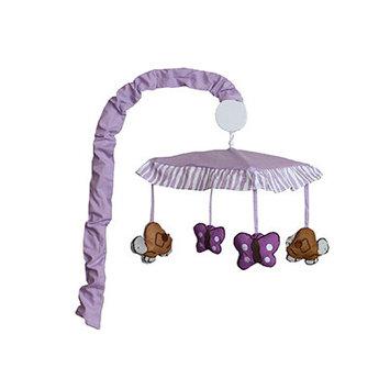 Babyfad Jungle Animal 10 Piece Baby Crib Bedding Set