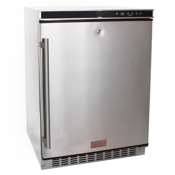 Blaze Grills Blaze Outdoor Products 5.5-Cubic Foot Outdoor Rated Compact Refrigerator