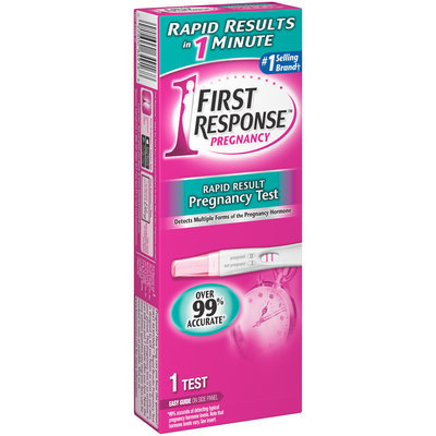 First Response™ Rapid Result Pregnancy Test 1 kt Box