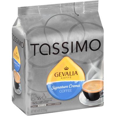Tassimo Gevalia Signature Crema Coffee T Discs 16 ct Bag