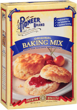 Pioneer® Brand Original Baking Mix 40 oz. Box