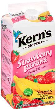Kern's® Strawberry Banana Nectar 59 fl. oz. Carton