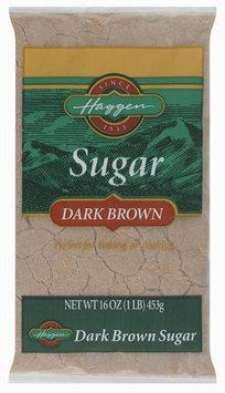 Haggen Dark Brown Sugar 16 Oz Bag