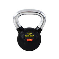 Unified Fitness Group Commercial Chrome Handle Kettle Bell Weight: 5 lbs