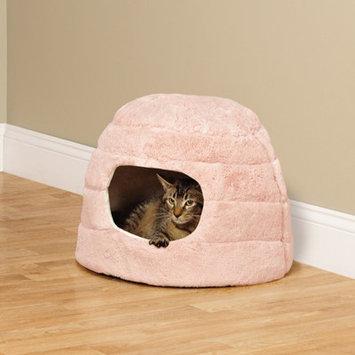 Slumber Pet Cuddler Bed Color: Pink