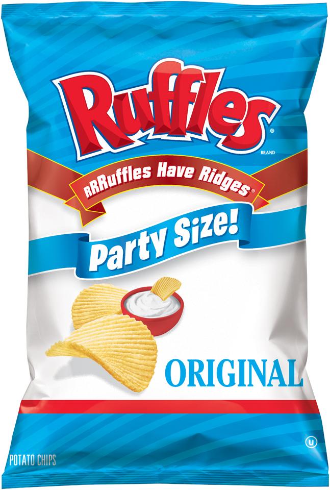 Ruffles® Brand Original Potato Chips