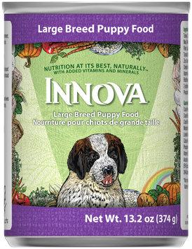 INNOVA Large Breed Puppy Food 13.2 oz. Can