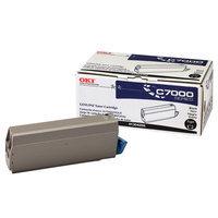 Oki 41304208 Remanufactured Black Toner Cartridge