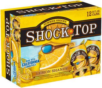 Shock Top® Summer Shocks Summer Lemon Shandy Beer 12-12 fl. oz. Cans