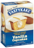Tastykake® Vanilla Lovers Cream Filled Vanilla