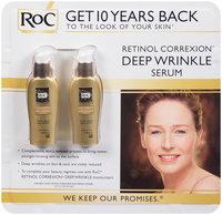 RoC® Retinol Correxion® Deep Wrinkle Serum Twin Pk. 1 fl. oz. Each