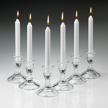 Light In The Dark Taper Candles (Set of 30)