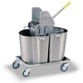 Royce Rolls Tapered Double Tank Mopping Unit Tank Capacity: 6 gal