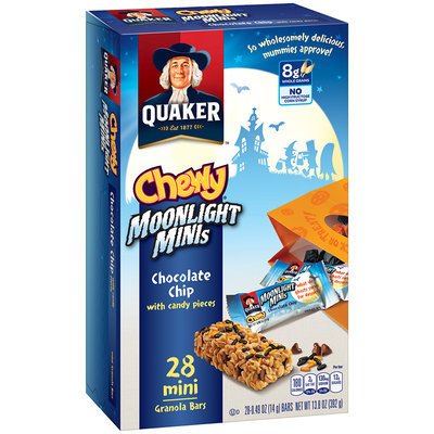 Quaker Chewy Moonlight Minis, Chocolate Chip