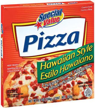 Special Value Hawaiian Style Pizza 6.5 Oz Box