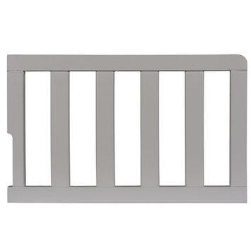 Delta Children Toddler Guardrail Finish: Grey