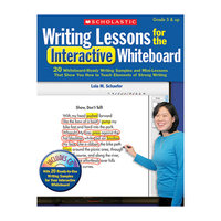 Scholastics Teacher Scholastic Writing Lessons for the Interactive Whiteboard