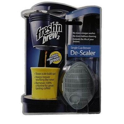 Rush Hampton Fresh n Brew2 Single Cup Brewer De-Scaler
