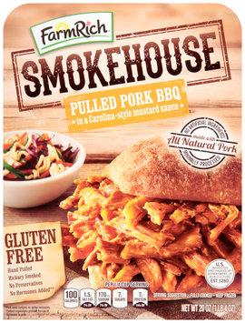 Farm Rich® Smokehouse™ Pulled Pork BBQ 20 oz Pack