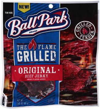 Ball Park® The Flame Grilled Original Pork Jerky 2.85 oz. Bag
