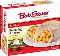 Bob Evans® Bacon, Egg & Cheese Burritos 6 ct. Box