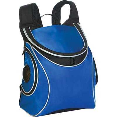 Picnic Plus Cooladio Speaker Cooler Royal Blue