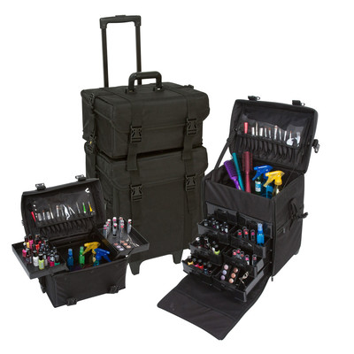 Seya 2-1 Rolling Makeup Case Set
