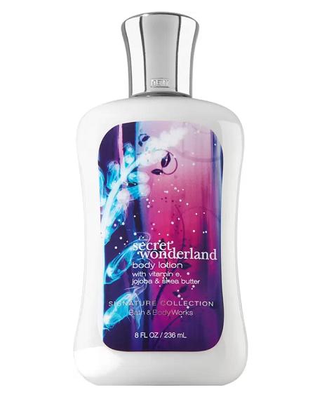Bath & Body Works® Signature Collection Secret Wonderland Body Lotion