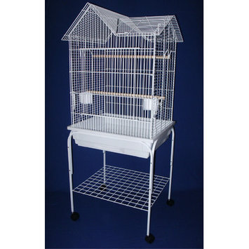 YML Villa Top Small Parrot Cage