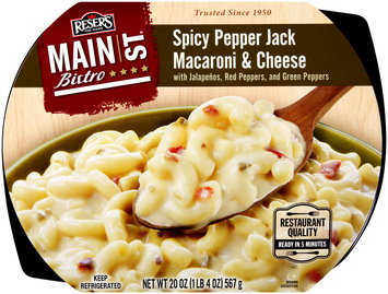 Reser's Fine Foods® Main St Bistro® Spicy Pepper Jack Macaroni & Cheese