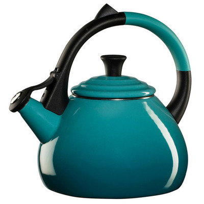 Le Creuset 1.6 Qt. Oolong Kettle - Palm