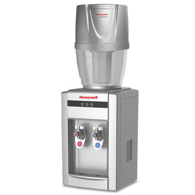 Honeywell Water Cooler Dispenser with Filtration System Color: Silver