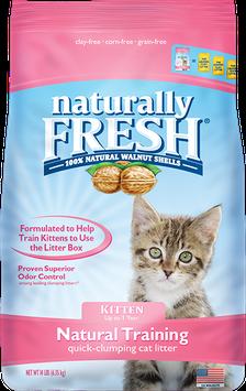 Naturally Fresh Natural Training Kitten Litter