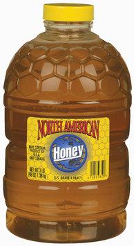 North American  Honey 3 Lb Plastic Bottle