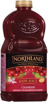 Northland® Cranberry 100% Juice 64 fl. oz. Bottle