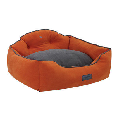 Ez Living Home Courtier Royal Couch Dog Bed Size: Large - 33
