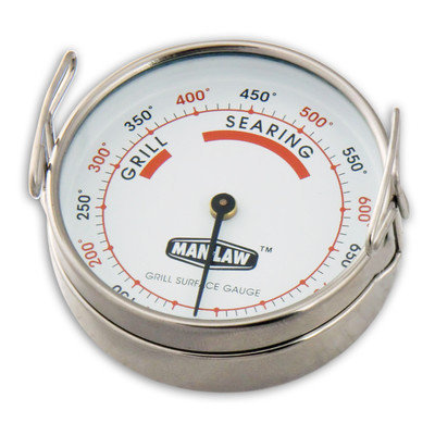 Man Law MANT387BBQ MAN LAW Grill Surface Thermometer