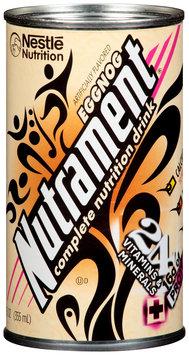 Eggnog Nutrament® Complete Nutrition Drink 12 fl. oz. Can