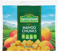 Springfield® Fancy Mango Chunks 12 oz. Bag