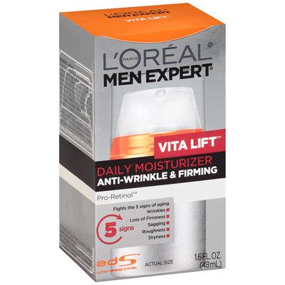 L'Oréal Paris® Men Expert® Vita Lift™ Anti-Wrinkle & Firming Daily Moisturizer 1.6 fl. oz. Box