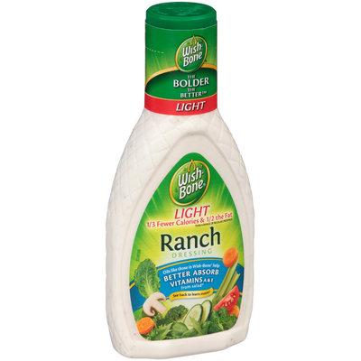 Wish-Bone® Light Ranch Dressing 8 fl. oz. Bottle