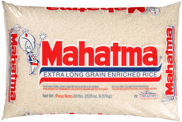Mahatma® Extra Long Grain Enriched Rice 20 lb. Bag