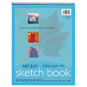 Pacon Creative Products Pacon 11 X 14 Sketch Book 30 Sheets