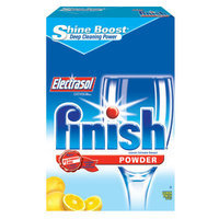 Finish Automatic Dishwasher Detergent - Lemon Scent