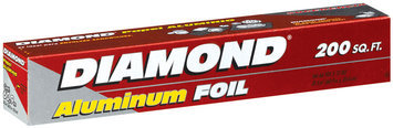DIAMOND ALUMINUM FOIL Hispanic Aluminum Foil 200 SF BOX