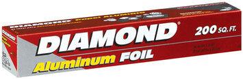 DIAMOND ALUMINUM FOIL Hispanic Aluminum Foil 200 SF BOX