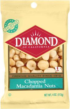 Diamond of California® Chopped Macadamia Nuts 4 oz. Bag