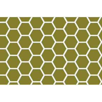 Stwd Honeycomb Pack N Play Fitted Sheet Color: Sage